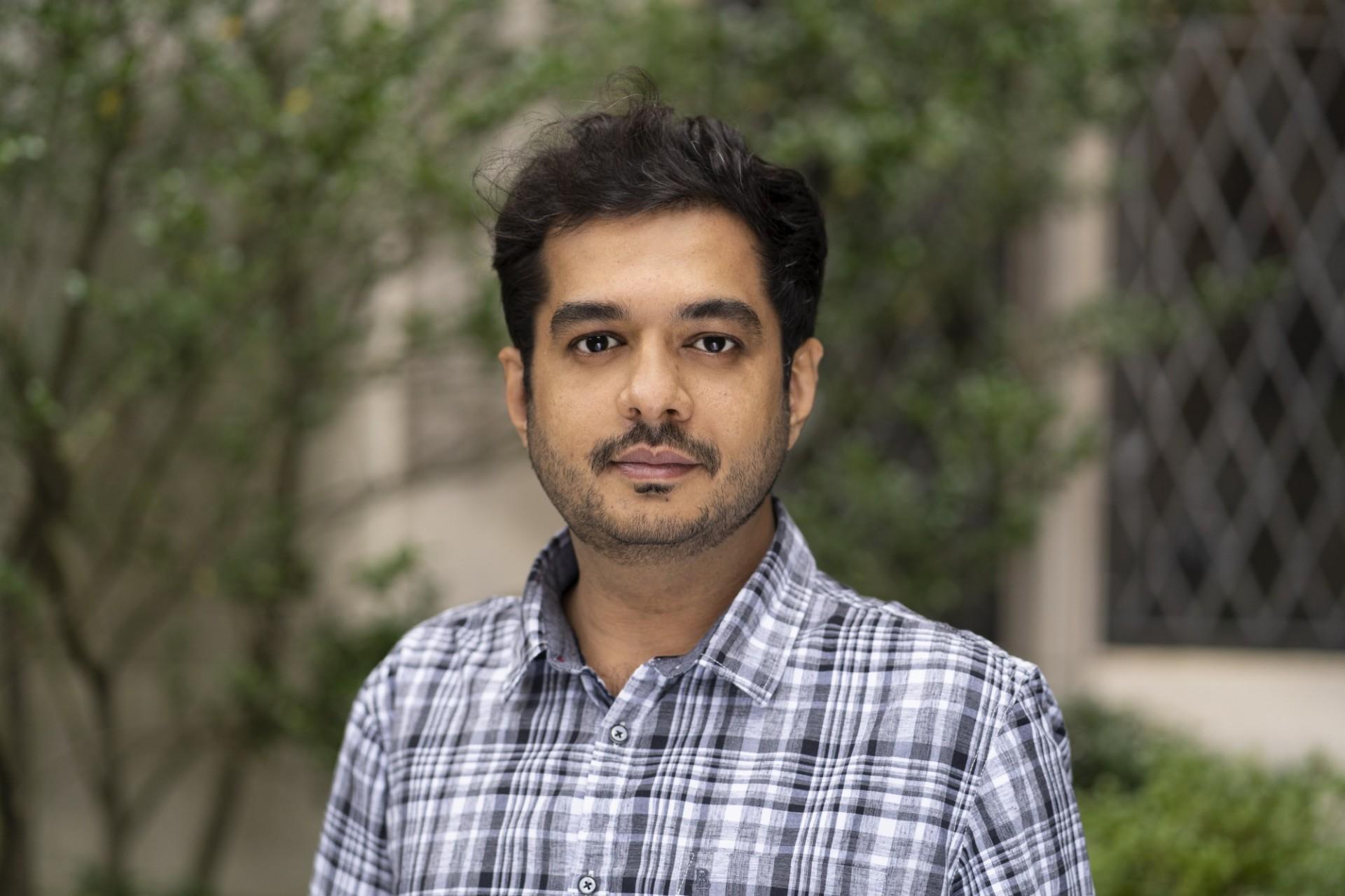 photo of Mohit V. Kaycee